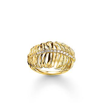 Ring woman Thomas Sabo TR1976-414-14-56 (17.8 mm)
