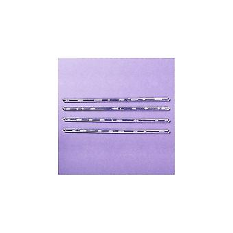 Culpitt klare dyvler 300mm (8 ' ' tommer) 4 Pack