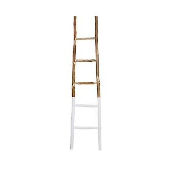 Light & Living Decorative Ladder Deco 42x4x180cm Sten White