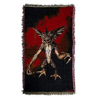 Gremlins Stripe Throw Rug (92 x 147cm)