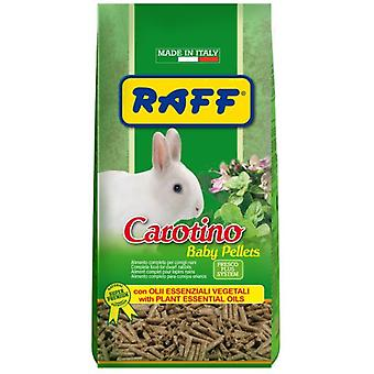 Raff Carotino Baby Pellet (Small pets , Dry Food and Mixtures)