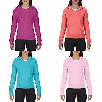 Comfort Colors Womens/Ladies Hooded Sweatshirt