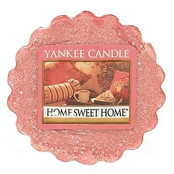 Yankee Candle Wax Tart Melt Home Sweet Home