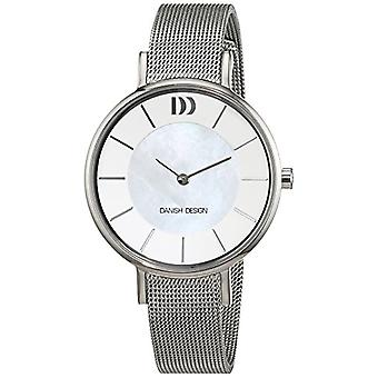Danish Design Ladies Quartz analogue watch with stainless steel band IV62Q1167