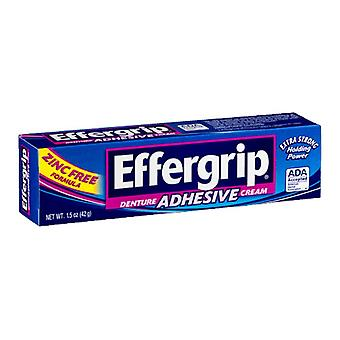 Effergrip dental adhesive, 1.5 oz