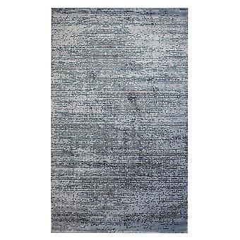 Pierre Cardin Design mat in acrylic grey/blue