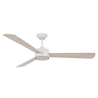 DC Mennyezeti ventilátor Airfusion Climate III Fehér távirányítóval