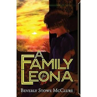 A Family for Leona by McClure & Beverly Stowe