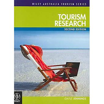 Tourism Research (2nd Revised edition) by Gayle Jennings - 9781742164