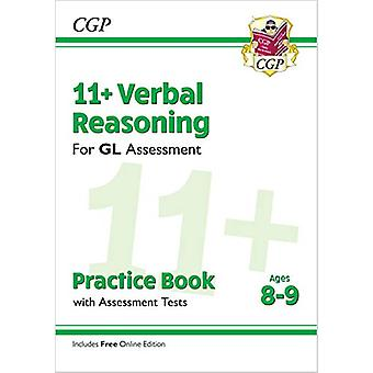 New 11+ GL Verbal Reasoning Practice Book & Assessment Tests - Ag
