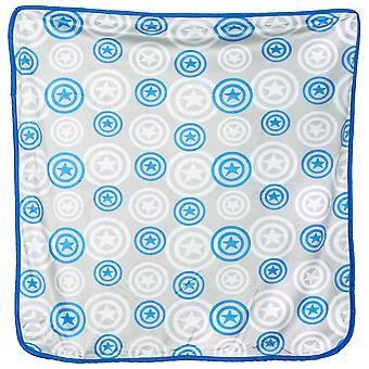 Captain America Baby Blanket