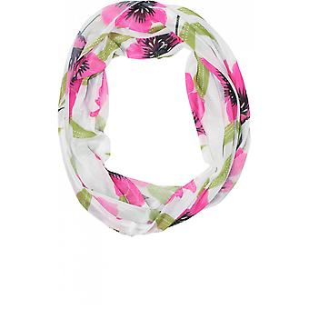 A Postcard from Brighton Fara Chiffon Floral Snood