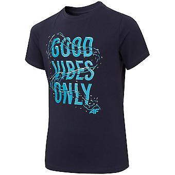 4F JTSM013 HJL20JTSM013GRANAT universal summer women t-shirt