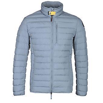 Parajumpers Ugo Light Grey Down Jacket