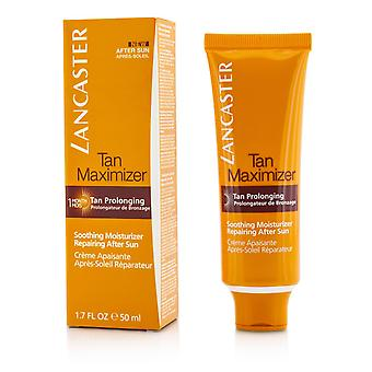 Tan maximizer soothing moisturizer repairing after sun 183602 50ml/1.7oz