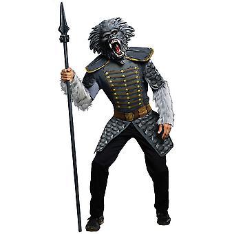 O traje adulto grande e poderoso babuíno de Oz