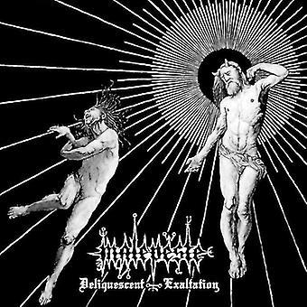 Malepeste - Deliquescent Exaltation [CD] USA import