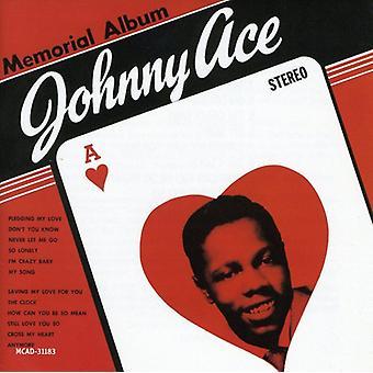 Johnny Ace - Memorial Album [CD] USA import