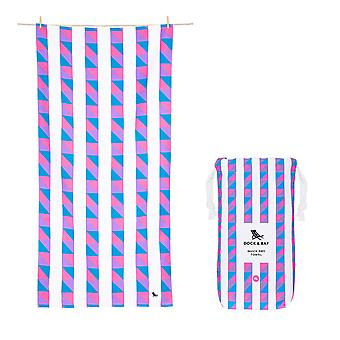 Quick dry beach towel - festival collection