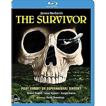 Survivor [Blu-ray] USA import