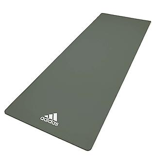 Adidas 8mm Yoga Mat Trace Raw Green