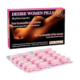 Desire Women pills 20 capsules