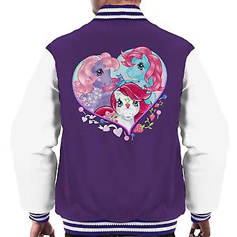 My Little Pony Przyjaźń Miłość Serce Mężczyźni&s Kurtka Varsity