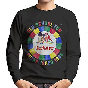 Twister Old School Fun Men-apos;s Sweatshirt