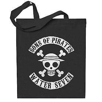 Sons of Pirates One Piece Totebag