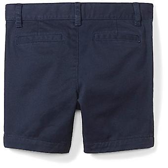 Essentials Peuter Girls' Uniform Short, Navy Blazer, 2T
