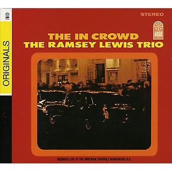 Ramsey Lewis Trio - In Crowd [CD] USA import