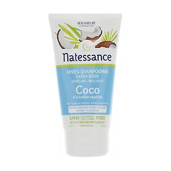 Après-shampooing Coco & Kératine végétale 150 ml
