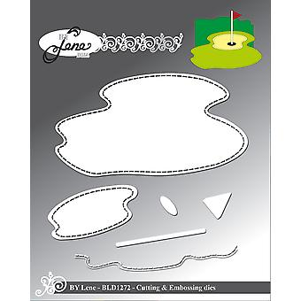 By Lene Golf Course Cutting & Embossing Dies