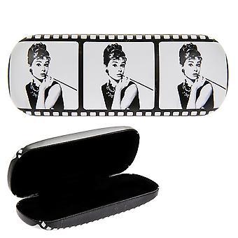Audrey Hepburn Glasses Case - Gift Item