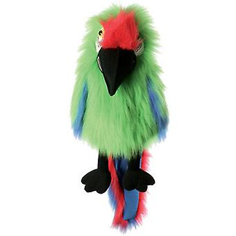 The Puppet Company Large Bird Military Macaw Puppet
