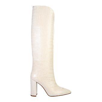 Paris Texas Px180xcag2beige Women's Beige Leather Boots
