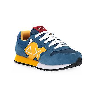 Sun68 70 jaki solid patc sneakers fashion