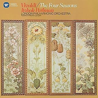 Itzhak Perlman - Vivaldi: De vier jaargetijden [CD] USA import