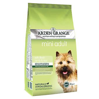Arden Grange Adult MINI Dog - Lamb - 6kg