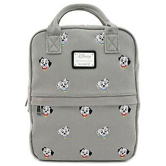 Loungefly Disney 101 Dalmatians Embroidered Canvas Mini Backpack