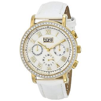 Burgi Clock Woman Ref. BUR087YGW