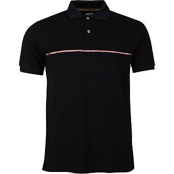 Paul Smith Multi Stripe Polo Shirt