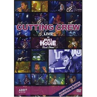 Cutting Crew - Live at Full House [DVD] USA import