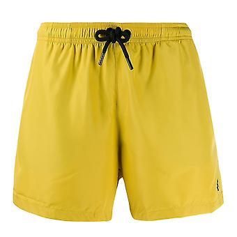 County Of Milan Cross Logo Swim Shorts