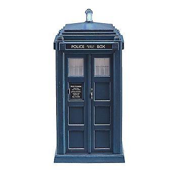 Doctor Who Thirteenth Doctor's TARDIS met Light & Sound