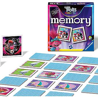 Ravensburger Trolls 2 World Tour Mini Memory