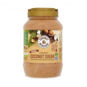 ココナッツ商人 - 有機ココナッツ シュガー 1 kg