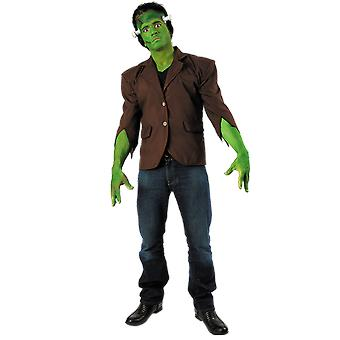 Orion kostuums mens Frankenstein monster Halloween film fancy dress