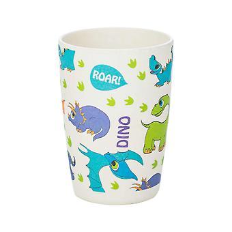 Tiny Dining Children's Bamboo Fibre Juice Cup - Dinosaure