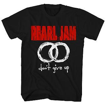 Pearl Jam T Shirt Don't Give Up Overlapping Circles Band Logo Pearl Jam Shirt